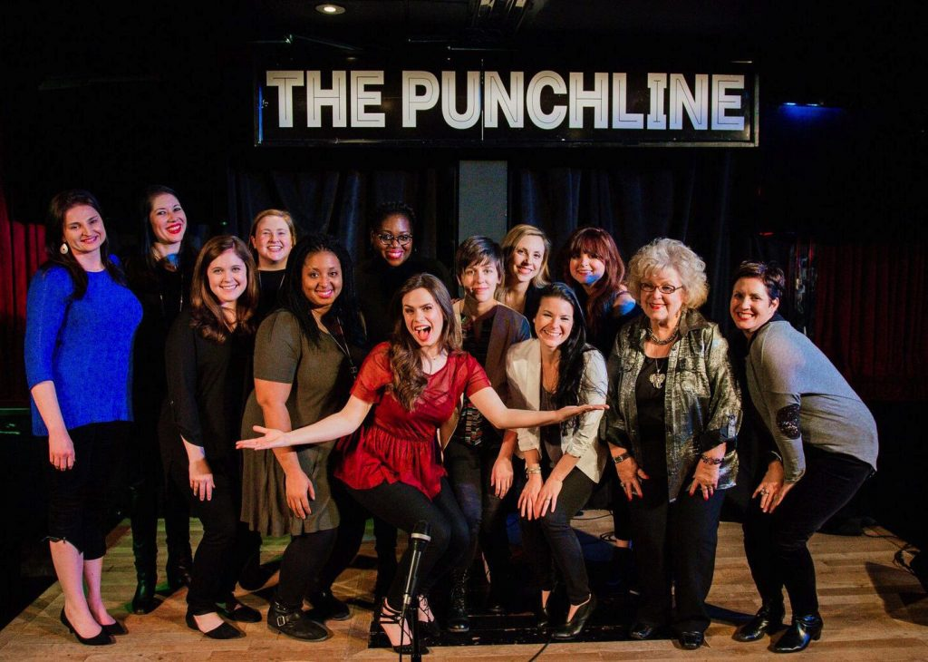 Laugh Lab Lace Larabee The Punchline Atlanta