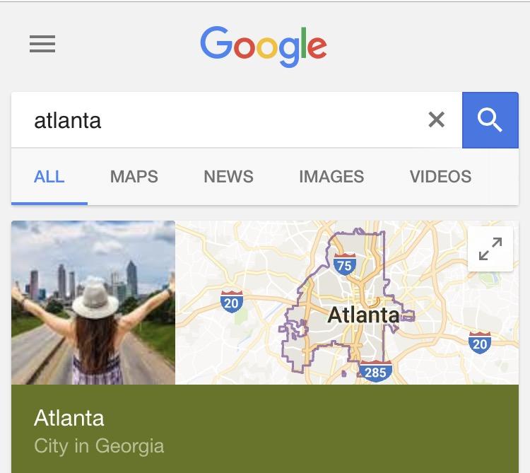 Pretty Southern Atlanta