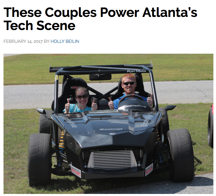 Atlanta Power Couple
