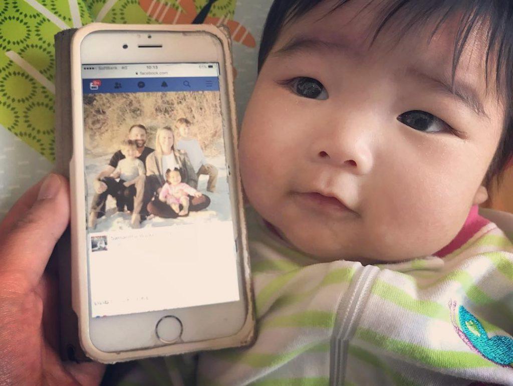 Japanese orphan #BringSydneyHome