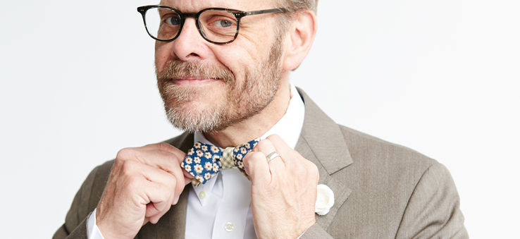 Alton Brown Taste of the Nation