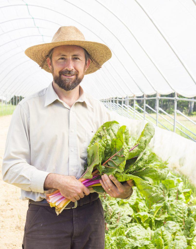 Rise N Shine farm southern peachdish organic