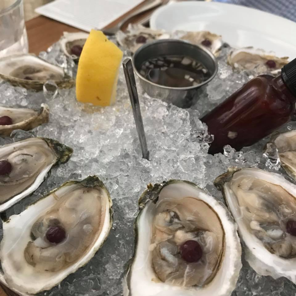 St. Cecilia Oysters