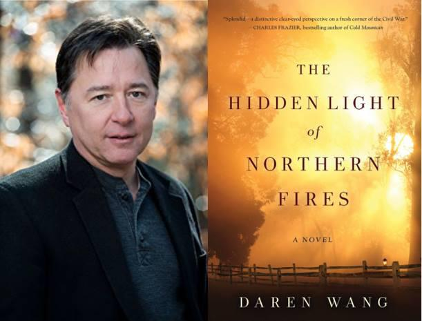 daren wang southern author hidden light of northern fires