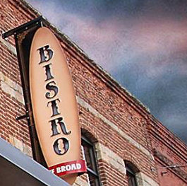 Bistro Off Broad Winder Southern restaurant