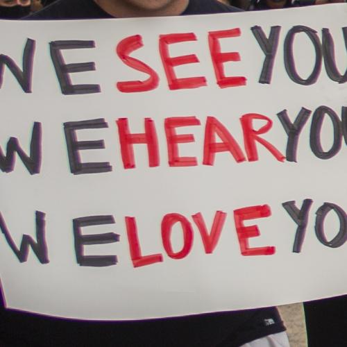 BLM Atlanta Protest